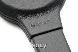 ALPINA BMW by MOMO Steering Wheel 3 Spokes Black Leather 360mm witho HUB Genuine