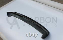 BMW 1 Series F20 F21 LCI Real 3D Carbon Fibre Fiber Roof Spoiler Trunk M140i