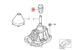 BMW 3 Series E46 M3 02-06 OEM Genuine CSL SMG Alcantara Gear Shift Knob