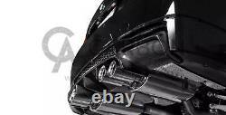 BMW 3 Series M3 E92 E93 Real Carbon Fibre Fiber Rear Diffuser 2007-2012