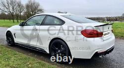 BMW 4 Series, Real Carbon Fibre Fibre Spoiler, M4 Style Rear Wing, F32 Coupe 14+