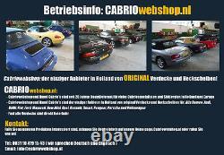 BMW E 46 Cabrio Innen Himmel 100% BMW Qualität für cabrio Verdeck Dach