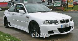 BMW E46 Full wide arch body kit GENUINE DIMMA