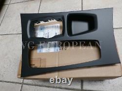 BMW E70 X5 E71 X6 Genuine Center Console Trim Cover NEW 10/2009-2013