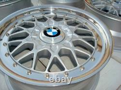 BMW Genuine 17x7.5 17x8.5 Euro E36 M3 BBS #29 OEM Wheels E46 Z3 Z4 E90 Factory