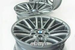 BMW Genuine 18x8 BBS #94 OEM Wheels E65 E46 E90 F10 E60 E46 E36 F30 M3 M5 M6 E38