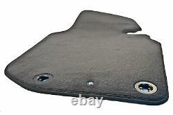 BMW Genuine Floor Mats Set Velour Black E36 3 Series 82549403079