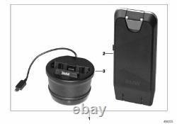 BMW Genuine Universal Wireless QI Charging Station Dock Fast Charger 84102461531