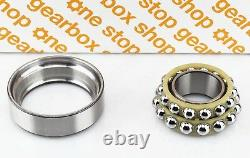 Bmw 1/3 Series Type 168 Genuine Rear Diff Differential Bearings And Seals Kit