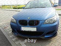 Bmw 5 E60 M5 Hartge / Front Bumper Spoiler / Real Photo