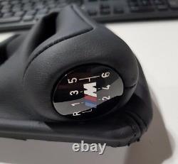 Bmw Genuine E90 E92 E93 M3 Illuminated Gear Shift Lever With Gaiter 25112283050