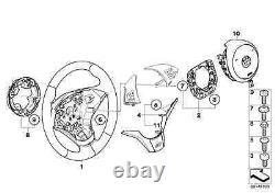 Bmw Genuine New 5 6 Series E60 E61 E63 E64 M5 M6 M Steering Wheel Trim 7841044
