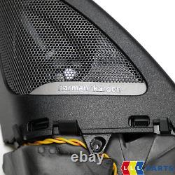 Bmw Genuine New F21 F22 F23 F87 Front Door Speaker Tweeter Harman Kardon Pair
