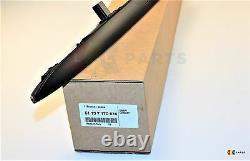 Bmw Genuine Oem X5 E53 2001-2005 Tailgate Trunk Grip Handle Boot Black 7170676