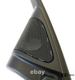 Bmw New Genuine 3 E90 E91 Front Door Speaker Tweeter Cover Pair Left Right Set