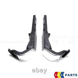 Bmw New Genuine 3 E92 2006 2007/09 Safety Seat Belt Extender Handover Arm Pair