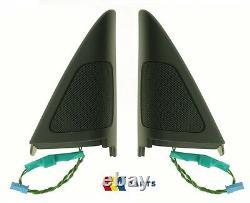 Bmw New Genuine 3 E92 E93 (06-13) Front Door Hi-fi Speaker Tweeter Retrofit Kit