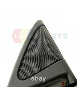 Bmw New Genuine 4 Series F32 F33 F36 Front Door Speaker Tweeter Cover Set