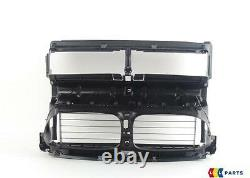 Bmw New Genuine 5 Series F10 F11 (2011-2016) Front Full Air Duct Slam Panel Set