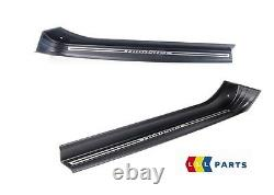 Bmw New Genuine Z3 E36 Door Entry Roadster Sill Strips Set Pair Left Right
