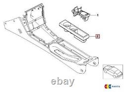 Bmw New Genuine Z3 Series E36 Center Console Cup Holder Coin Insert Box 8413622