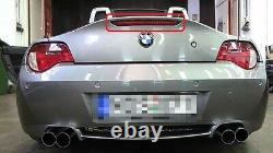 Bmw Z4 E85 (03-08) New Genuine Trunk Tailgate 3rd Third Red Brake Stop Light