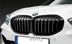 Brand New Genuine BMW F40 1 Series Black Single Slatted Kidney Grill 51135A39368