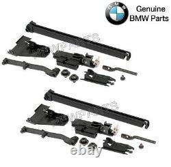 For BMW E39 5-Series E53 X5 Set of Left & Right Sunroof Control Rail Kit Genuine