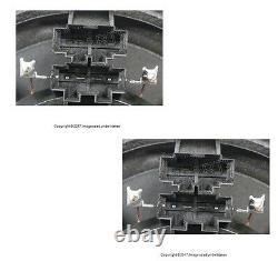 For BMW E46 Pair Set of 2 Front or Rear Speaker Bass Loudspeaker 6.25 Genuine