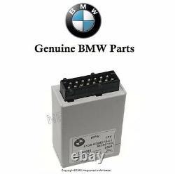 For BMW E60 E61 E63 E64 530i 545i M5 M6 Genuine Control Unit Micro Power Module