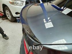 Full Real Carbon Fiber Rear Trunk Spoiler MP Style For BMW M3 F80 3 Series F30