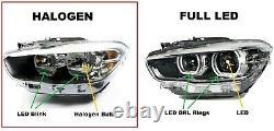 GENUINE BMW 1 SERIES F20 F21 LCI Halogen Hella Headlight Left Passenger 2015-19