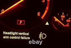 GENUINE BMW 5 Series F07 F10 F11 Halogen Headlight TMS Module 7258278 7304906