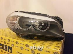 GENUINE BMW 5 Series F10 F11 Headlight Headlamp Halogen Driver Side 2010-13 NEW