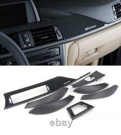 GENUINE BMW F30 F31 F34 M Performance Carbon Fiber Alcantara Interior Trim LHD