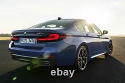 Genuine BMW 5 Series G30 LCI Rear Tail lights Set LED