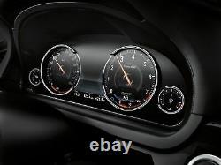 Genuine BMW F30 F31 F32 F33 F34 F36 6WB Instrument cluster LED HUD Tacho NEW