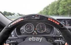 Genuine BMW M Performance Race Display Steering Wheel 1 2 3 4 Series 32302230189
