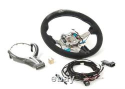 Genuine BMW M Performance Race LED Steering Wheel M3 F80 M4 F82 F83 Fitted