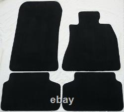 Genuine Bmw 5 Series G30 G31 2017-2021 Models Velour Carpet Mats Mat Set