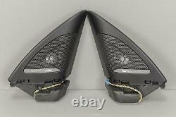Genuine Bmw F21 F22 F23 F87 Front Door Speaker Tweeter Harman Kardon Pair