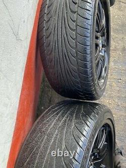 Genuine Bmw M3 18 Inch 67m Style Alloy Wheels 1 3 4 5 Z4 Series E46 E90 E92 E60