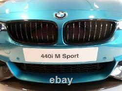 Genuine M Performance BMW 4 Series Gloss Black Kidney Grilles F32/F33/F36