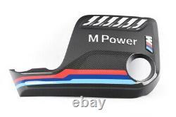 Genuine New BMW F87 F80 F82 F83 Carbon Performance Engine Cover M2 M3 M4 1112241