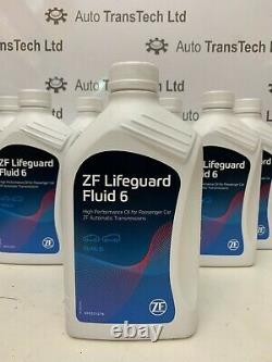 Genuine ZF 6HP26 6HP28 Automatic Gearbox Service Kit Adapter Tubes Sleeve Set 7L