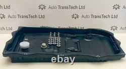 Genuine bmw 5 series zf 8 speed automatic gearbox sump pan filter 7L oil kit