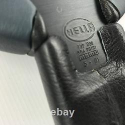 Hella Sport Royal Momo 360mm leather steering wheel. Genuine NOS rare 18A