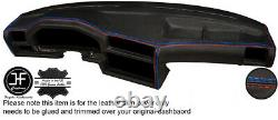 M Stitch Real Leather Dash Dashboard Cover Fits Bmw 3 Series E30 82-92 Style 2