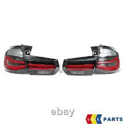 New Genuine Bmw 3 Series F31 Facelift M Performance Black Line Tail Lights Set