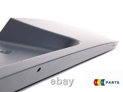 New Genuine Bmw 5 Series M5 E60 Trunk LID Cover Finisher USA Number Plate